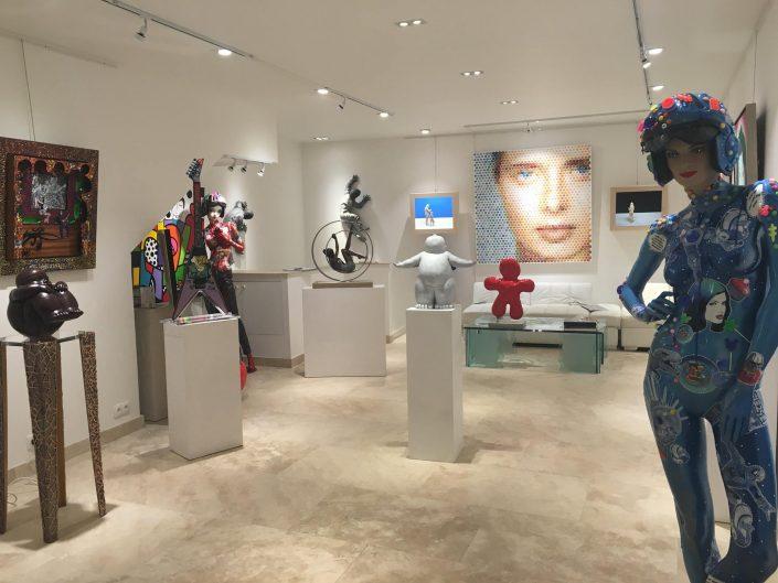 Galerie Grulier / July 2016