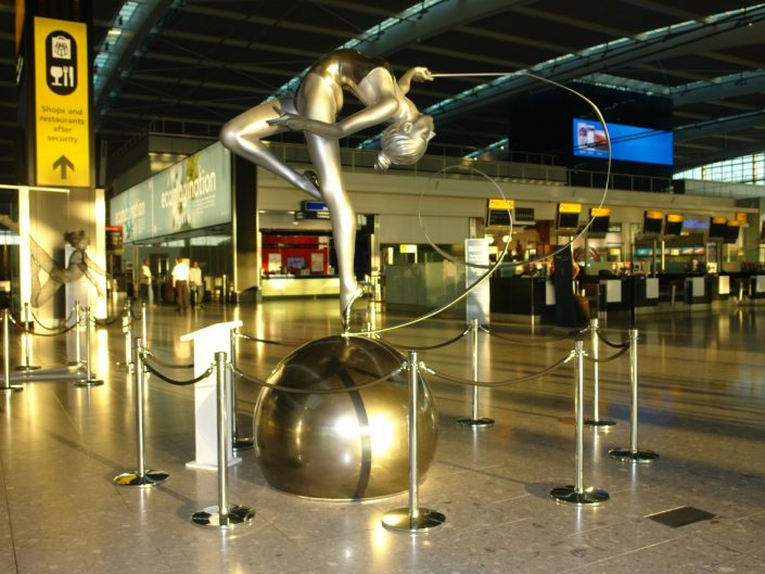 Heathrow Terminal 5 2011