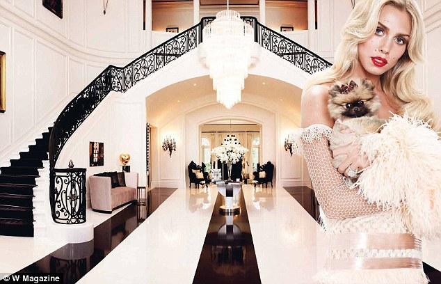 W Magazine / Jan 2012