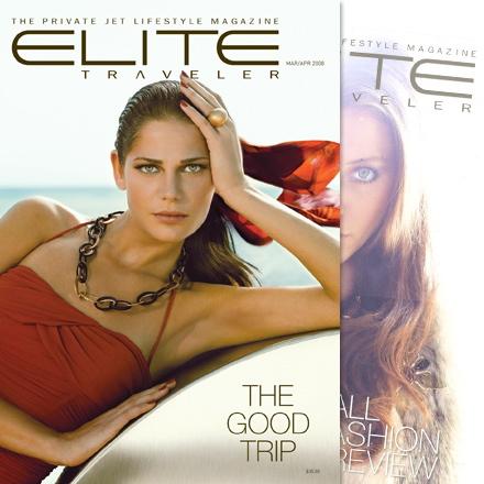 Elite Traveller Magazine / Nov 2013