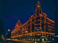 Harrods / July-Sept 2010