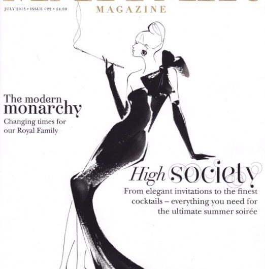 The Mayfair Magazine / July 2013