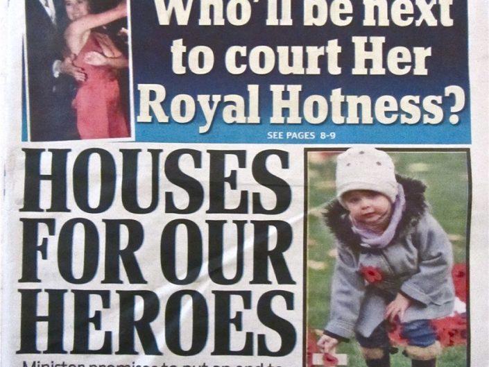 Daily Mail / Nov 2011