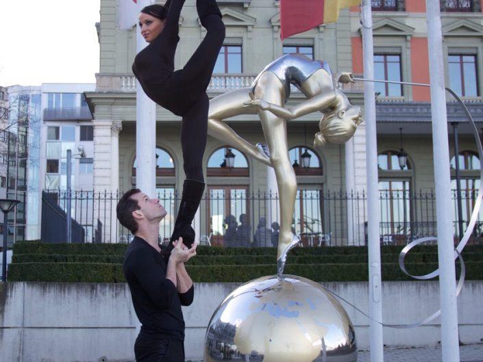Cirque de Soleil Geneve / Jan 2014