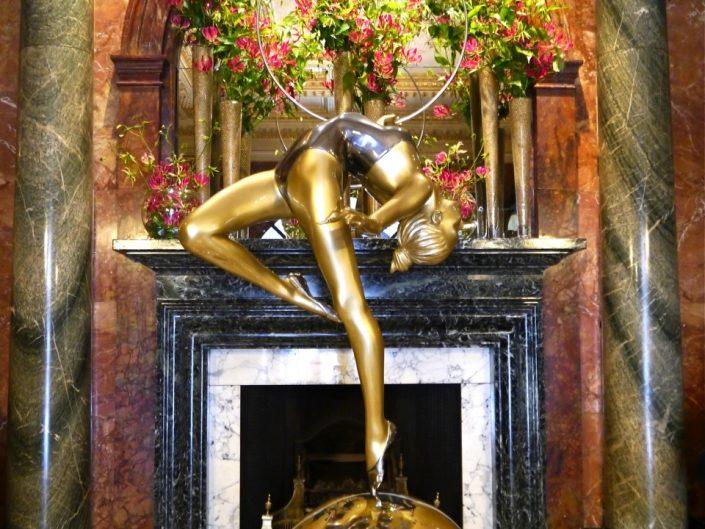 Mandarin Oriental Hotel London / July-August
