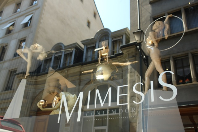 MIMESIS CONTEMPORARY ART