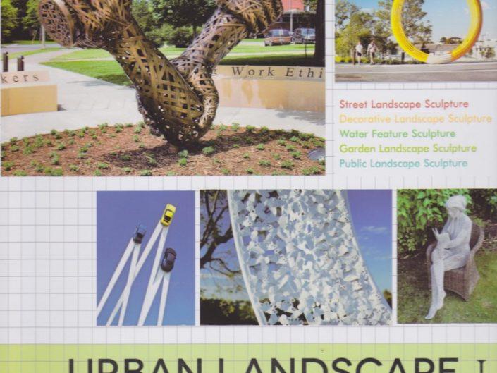 Urban Landscape Sculpture / Feb 2015