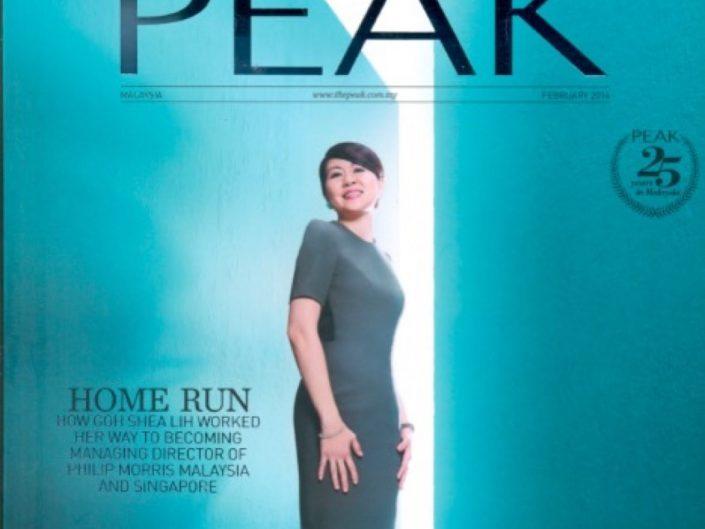 The Peak - Malaysia / 2014