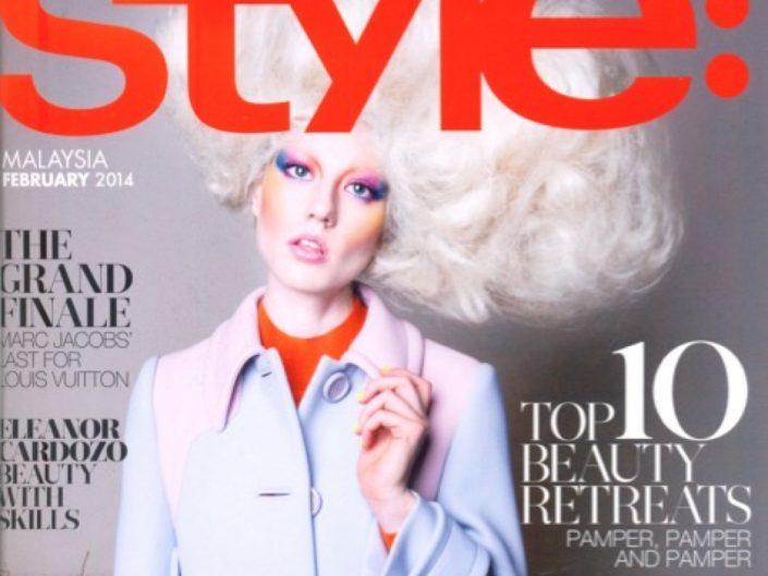 Style Magazine / Feb 2014