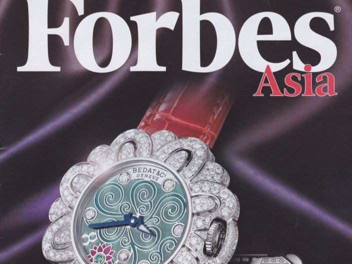 Forbes Asia / Feb 2015