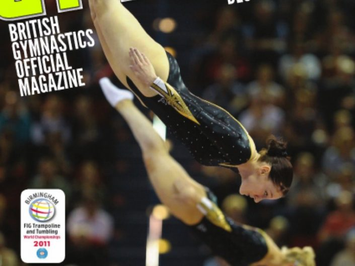 The Gymnast / Dec 2011