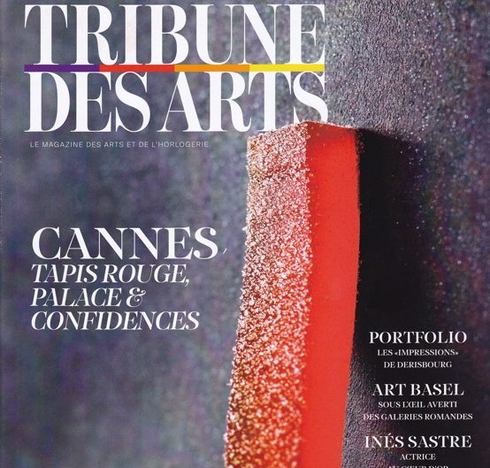 Tribune Des Arts / May 2013