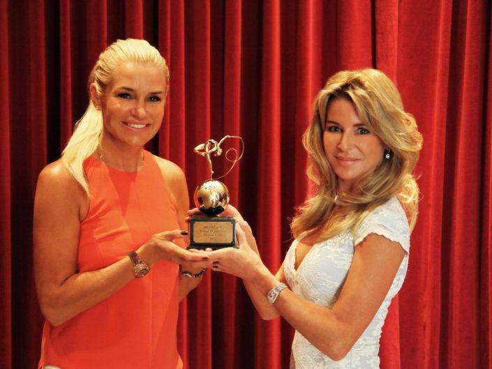 Los Angeles - Award Presentation